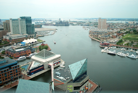 Photo of Baltimore Inner Harbor